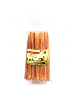 Italian Grissini Breadsticks With Olive Oil 250g Bag (4 pcs)