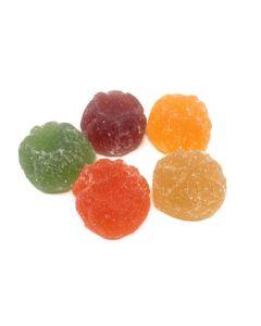 Fruit Pectin Gelees, Assort. (Vegan) (2.200 Lbs)