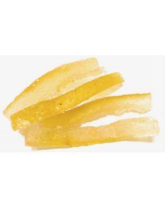 Candied Italian Lemon zest (2 Lbs)