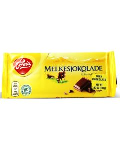 Freia Milk Chocolate Bar 3.52oz (4 pcs)
