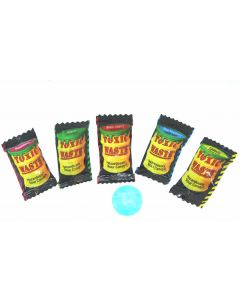 Toxic Waste Assorted Sour hard Candy (2 Lbs)
