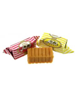 Assorted Krowka Cream Fudge (2 Lbs)
