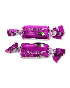 Jogurtowy Wt White Chocolate W/ Yogurt & Blackcurrant (2 Lbs)