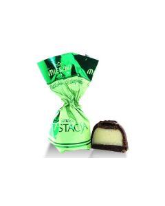 Dk Chocolate Praline with Pistachio (1.250 Lbs)