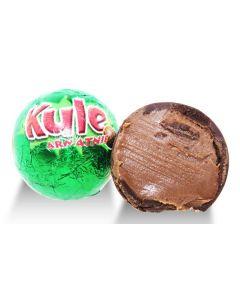 Dark Chocolate Ball w/ walnut filling -Kule Armatnie Orzechowe, (1.750 Lbs)