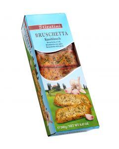 Italian Bruschetta garlic 240g Box (4 pcs)