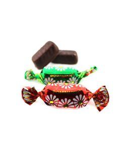 Romashka Dk Chocolate w/ Cognac Cream Pralines (1.750 Lbs)