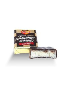 Ptichye Moloko Dk Chocolate w/ Caramel fill (1.750 Lbs)
