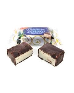 Dk Chocolate Vanilla Squares, Ptiche Moloko (2 Lbs)