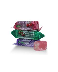 Assorted caramel Hard Candy (2 Lbs)