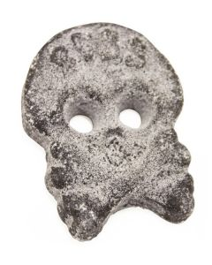 Salty Licorice Skulls (Salt Skalle Skum) (1.500 Lbs)