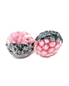 Raspberry and Licorice Hard Candy (Hallonsalta) (2 Lbs)