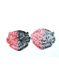 Strawberry and Licorice Devils (Jordgubb/Lakrits) (2 Lbs)