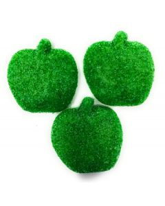 Sour Green Apples (Sugared) (2.200 Lbs)