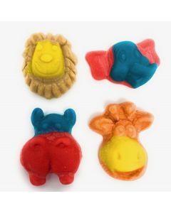 Zoo Animal Gummy Mix (2.200 Lbs)