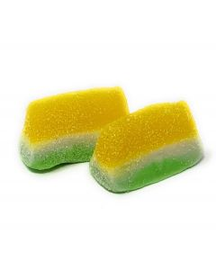 Pina Colada Slices Gummy (2.200 Lbs)