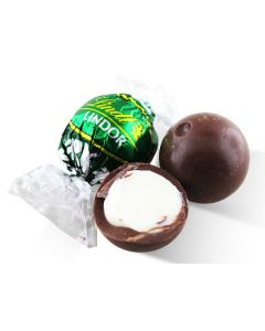 Dark Chocolate Mint LINDOR Truffles (40 Pcs)