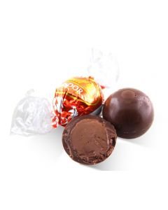 Dark Chocolate Orange LINDOR Truffles (40 Pcs)