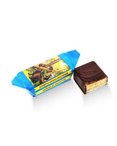Moskvichka Dark Chocolate with Wafer Filling (2 Lbs)