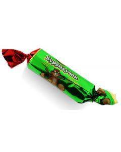Burunduchok Dk Chocolate Pralines Peanut Fill. (2 Lbs)