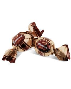 Shatenka Dk Chocolate w/ Cherry Cream Filling (2 Lbs)