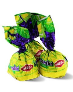 Lemondini Dark Chocolate Milk Jelly & Lemon (35 pcs)