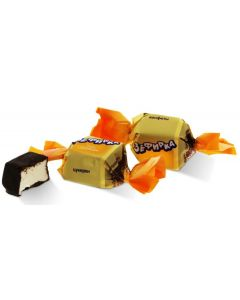 Zephirka Dark Chocolate W/ cream Filling (2 Lbs)
