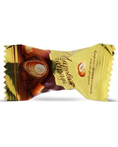 Tzarskaya Nagrada Milk Chocolate  & Haz. (2 Lbs)