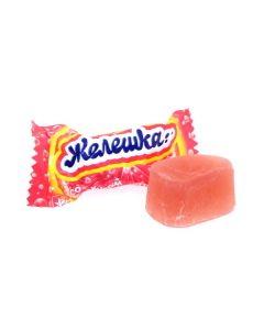 Zheleshka Grapefruit Jelly Candies (2 Lbs)