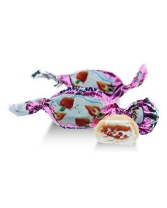 Strawberry-Cream Hard Candy (2 Lbs)