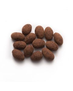 Chocolate Mocha Dusted Almonds (2 Lbs)