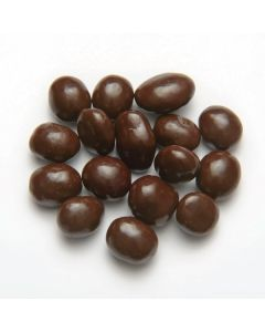 Dark Chocolate Espresso Coffee Beans 52% Cacao (2 Lbs)