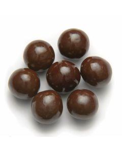 Dark Chocolate Malt Balls 52% Cacao (2 Lbs)