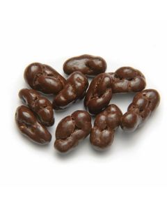 Walnuts, Dark Chocolate, 52% Cacao (2/5 lb. bags) (2 Lbs)