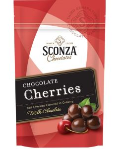 Milk Chocolate Cherries 4.5 oz. Bag (3 pcs)