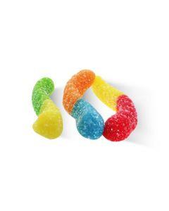 Gummi Worm Min Neon (2 Lbs)