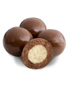 Milk Chocolate Triple Dipped Malt Balls (1.500 Lbs)