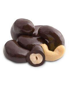 Dark Chocolate Cashews (1.500 Lbs)