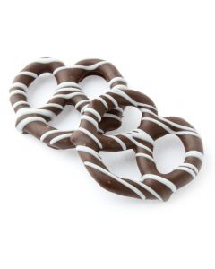 NSA Milk Chocolate Mini Pretzels (1.500 Lbs)