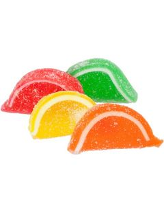 Assorted Mini Fruit Slices 6/5lb (2 Lbs)